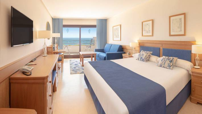 Superior sea view rooms sh villa gadea hotel altea