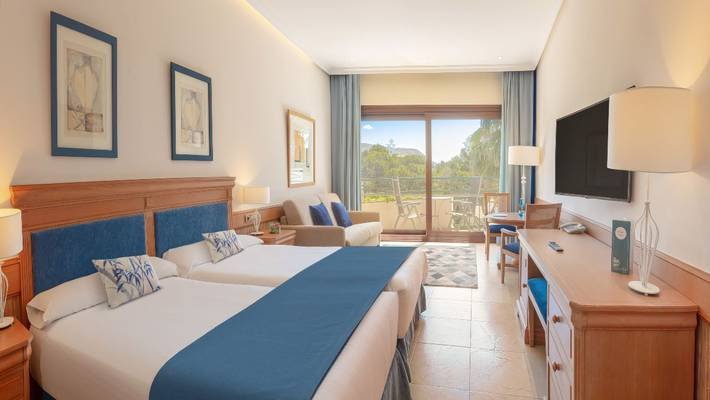 Superior rooms sh villa gadea hotel altea