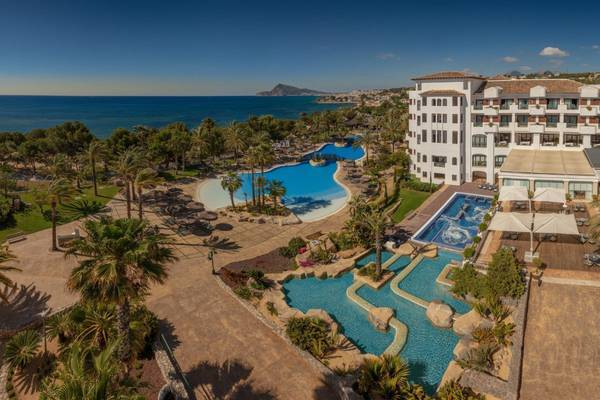 HIGH PERFORMANCE - SH Villa Gadea Hotel - Altea