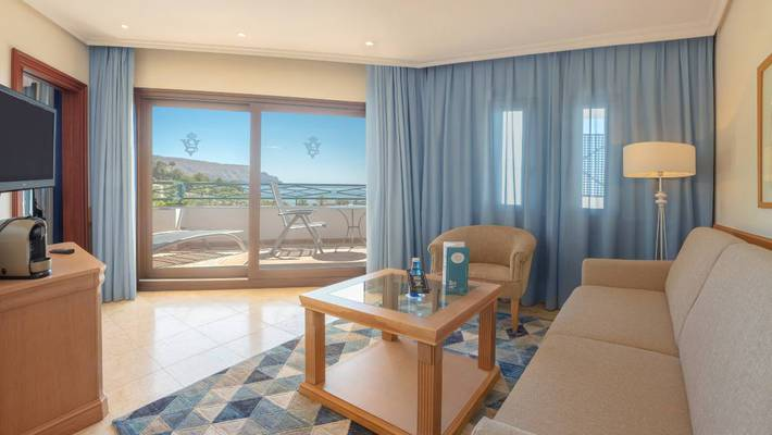 Junior suite hotel sh villa gadea altea